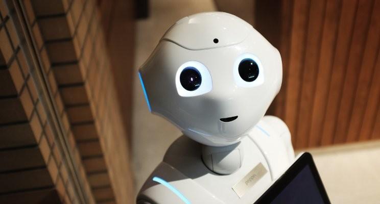 image of AI robot